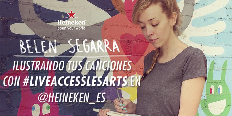 Belén Segarra_work_2HEINEKEN EVENT