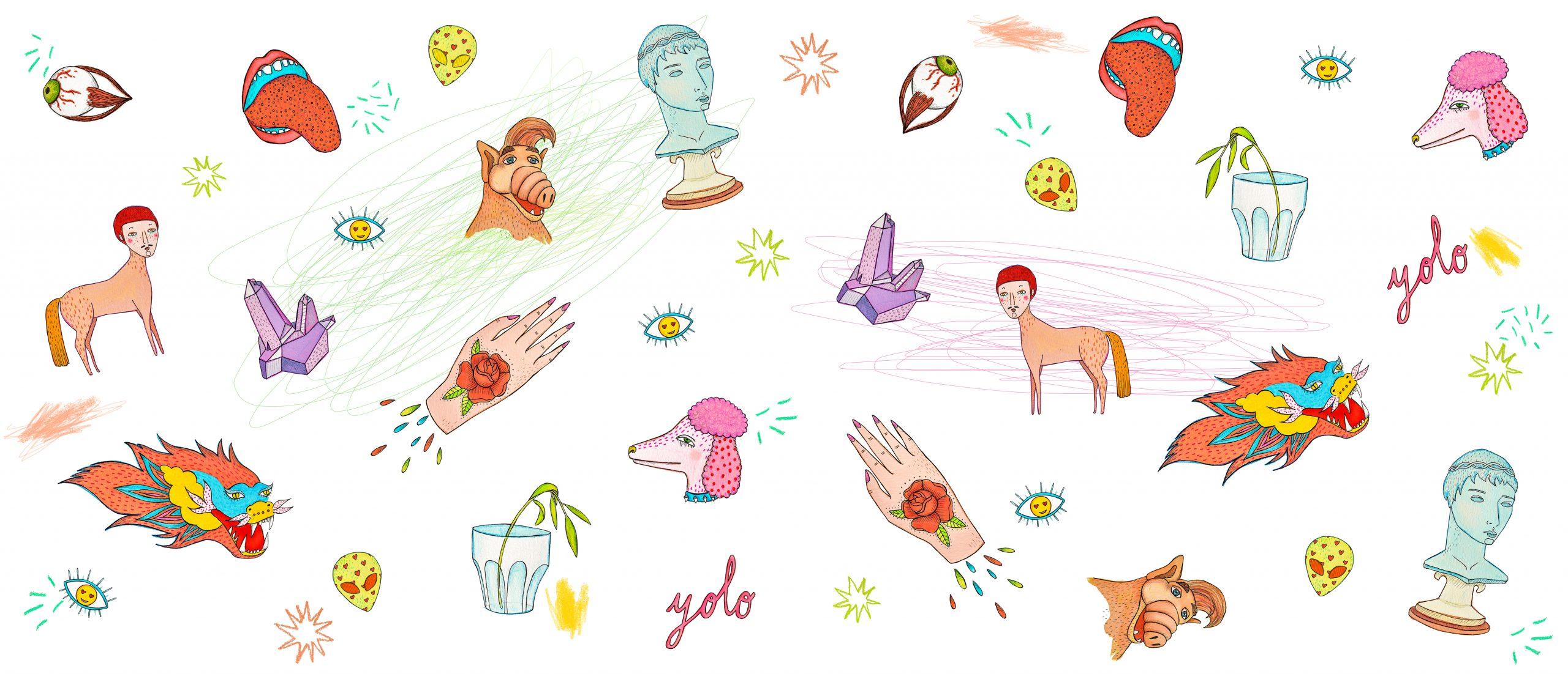 Pattern YOLO S