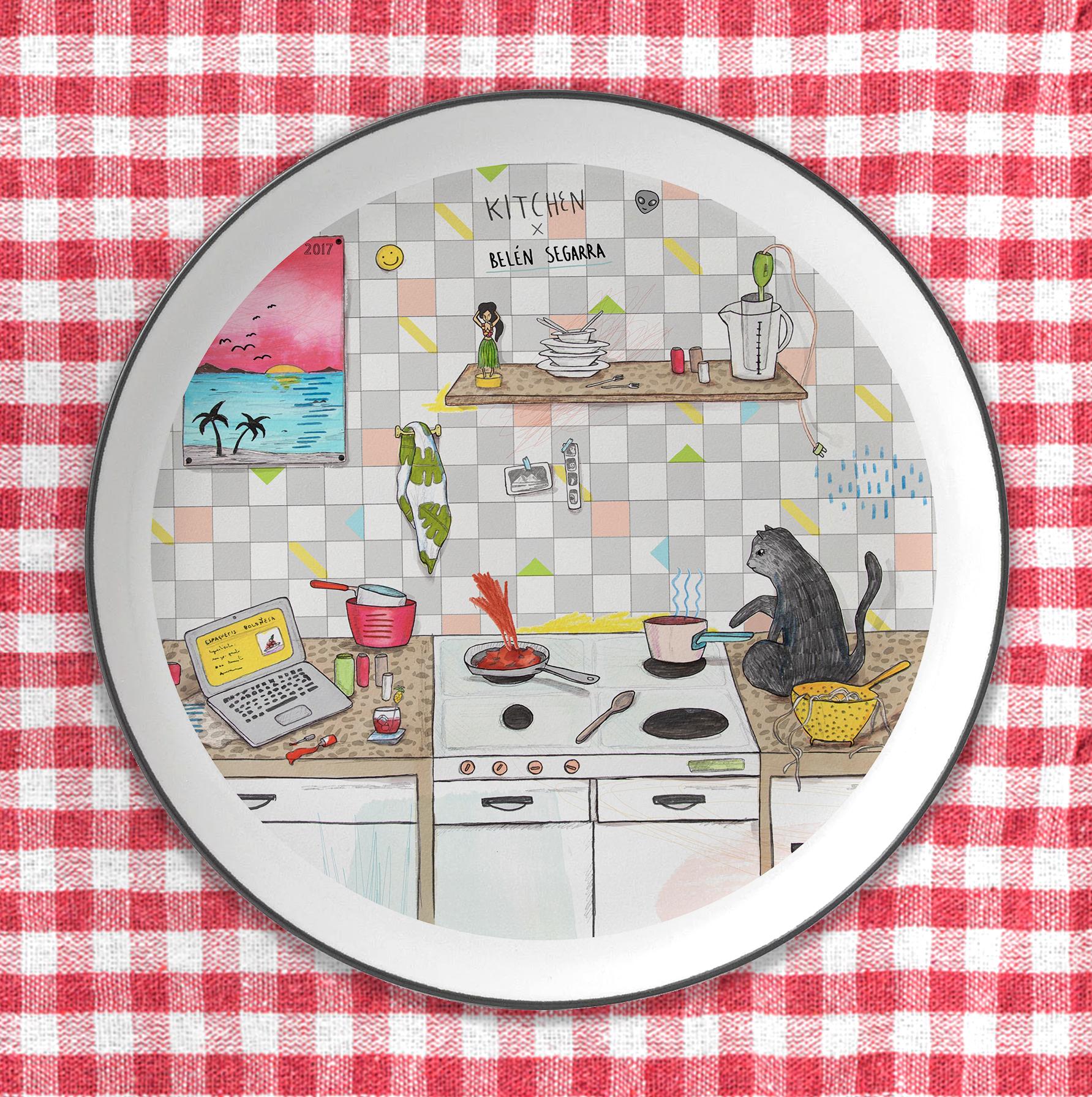 kitchen plato_belen segarra_ cocina